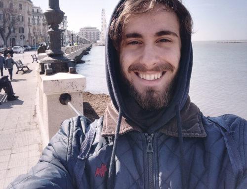 Luca Fortunato: ci ha contagiati con la sua allegria e spontaneità!