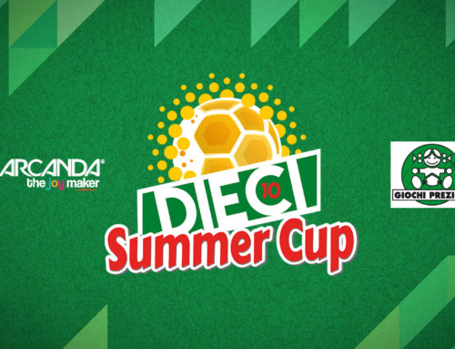 Dieci Summer Cup: i vincitori del torneo