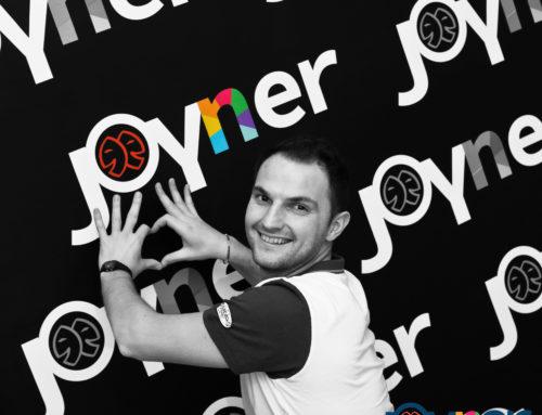Tommaso D'Osualdo: il lavoro più bello del mondo? Essere joyner!