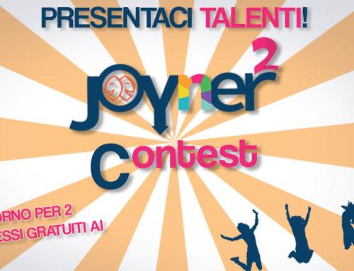 1° contest straordinario del programma Joyner²