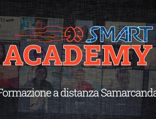 Nasce la Smart Academy Samarcanda: innovativi webinar per i futuri joyner!