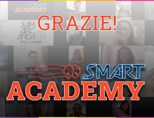 Smart Academy: si conclude la formazione online di Samarcanda!