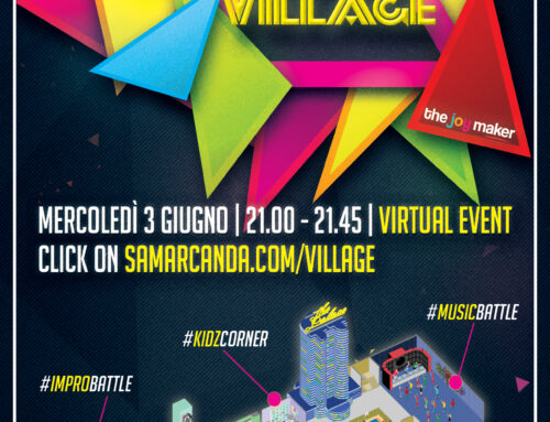 Digital Village: il virtual event targato Samarcanda