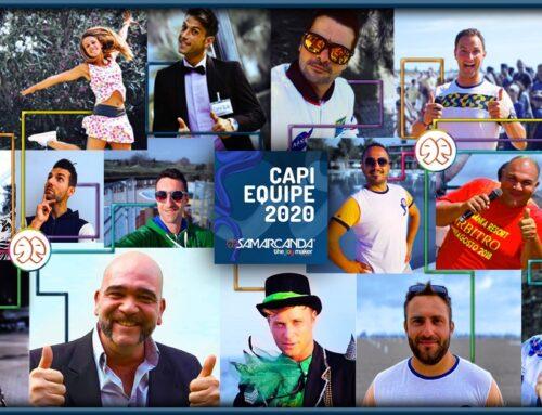 I Capi Equipe dell'estate 2020